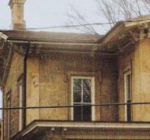 Photo of restored Ledell Zellers house from madison magazine 2004