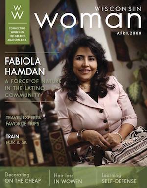 Fabiola Hamdan: A Force of Nature in Madison's Latino Community